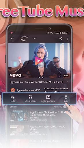 Free Mp3, Video,  Music-Iso Tube Player   u269c 1.0.4 screenshots 2
