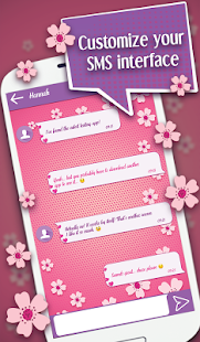 Download SMS Wallpaper Background for Texting For PC Windows and Mac apk screenshot 7