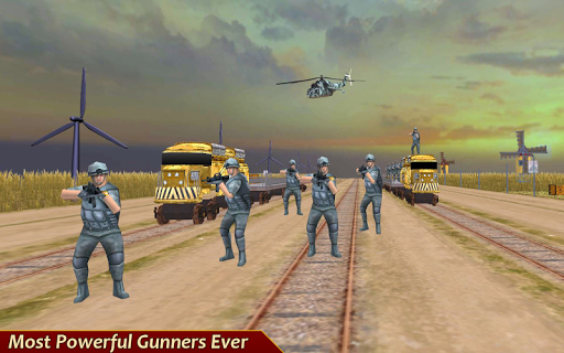 Mobile Gunner Battlefield 1.1 screenshots 4