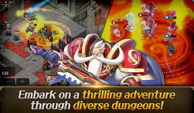 android Fantasy War Tactics Screenshot 15