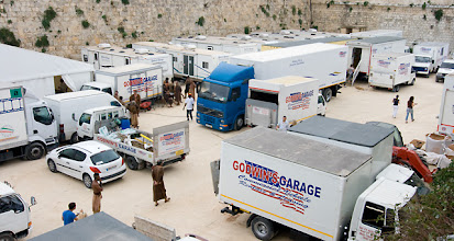 """Photo: HBO was filming big time in Mdina. Dunno for sure which tv-production it is, but my best guess is """"The Game of Thrones"""""""