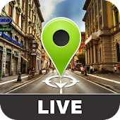 Live Street View: Panorama 3D Earth Map Navigation