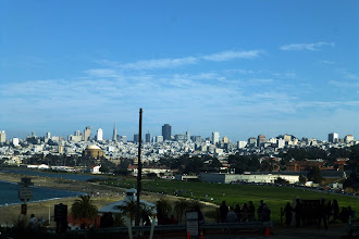 Photo: San Francisco from the Presidio