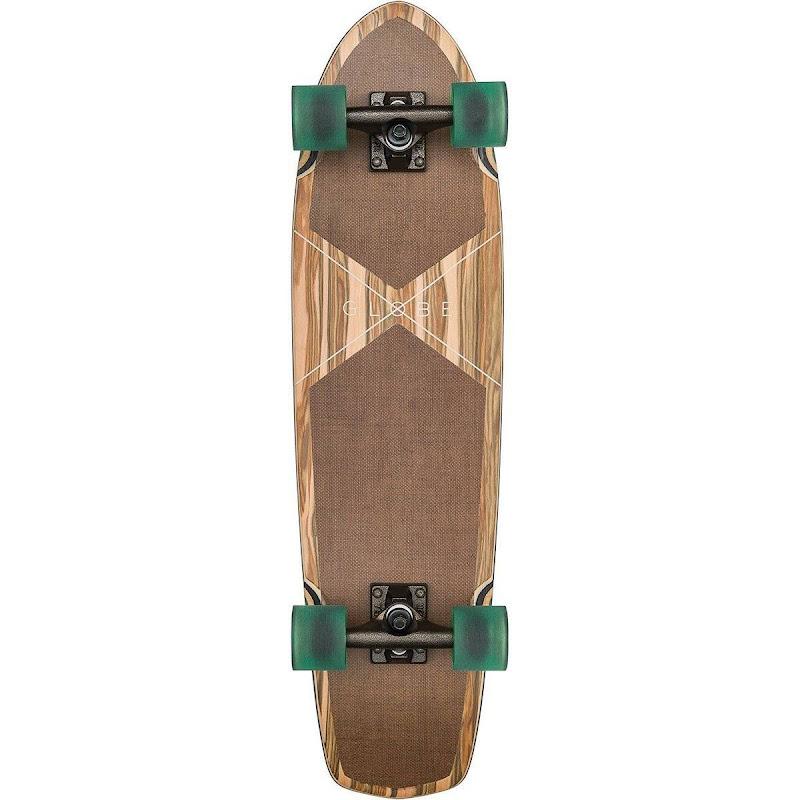 longboard - Globe Tracer classic applewood/hemp 31