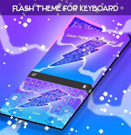 Flash Theme for Keyboard 1.181.1.12 screenshot 2092257