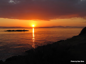 Photo: (Year 2) Day 334 - The Sunsetting Over Vancouver Island