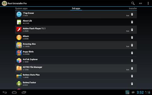 Download Root Uninstaller Pro v8 5 [Paid] APK [Latest] » ApkMania net