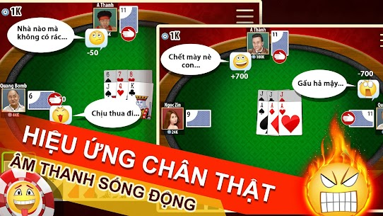Tien Len Mien Nam App Latest Version Download For Android and iPhone 2