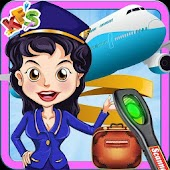 Kids Airport Staff Duty