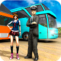 Ultimate Bus Simulator 2020 : 3D Driving Games icon