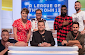 Wladimir Klitschko, Geri Horner, Tony Bellew and Alan Carr for A League of Their Own