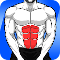 Six Pack in 30 Days - Abs Workout and Diets icon
