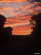 Photo: Dawn outside Cheshire