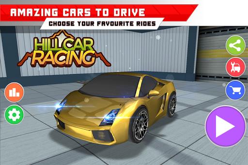 Hill Car Racing
