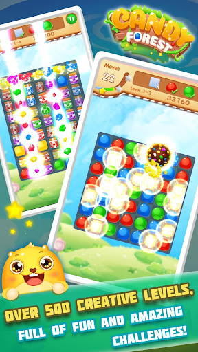 Candy Forest screenshot 2