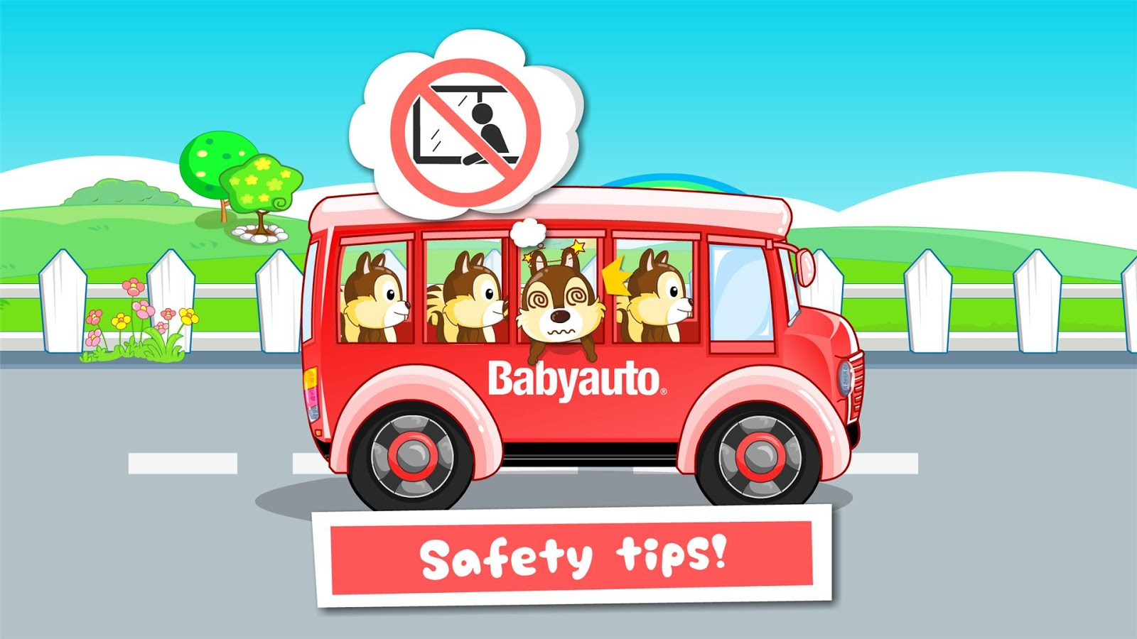 Car Safety - Seats- screenshot