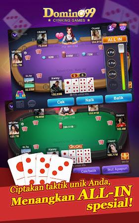 Domino QiuQiu:KiuKiu:99 1.3.3 screenshot 789130
