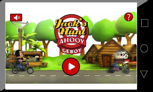 Jack's Hunt Ahooy Geboy