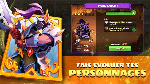 Mighty Party: Heroes Clash  captures d'écran 1