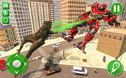 Frog Robot Transformation Simulator for PC-Windows 7,8,10 and Mac apk screenshot 9