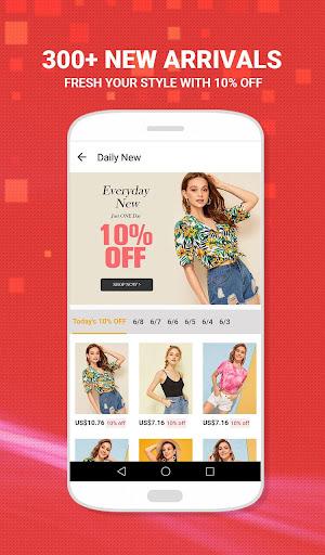 ROMWE - Women's Fashion 4.3.0 screenshots 2