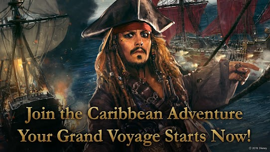 Pirates of the Caribbean: ToW Mod Apk Download For Android and Iphone 3