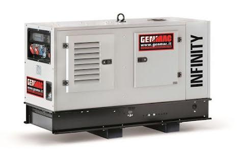 Dieselelverk Genmac Infinity G20PS-E