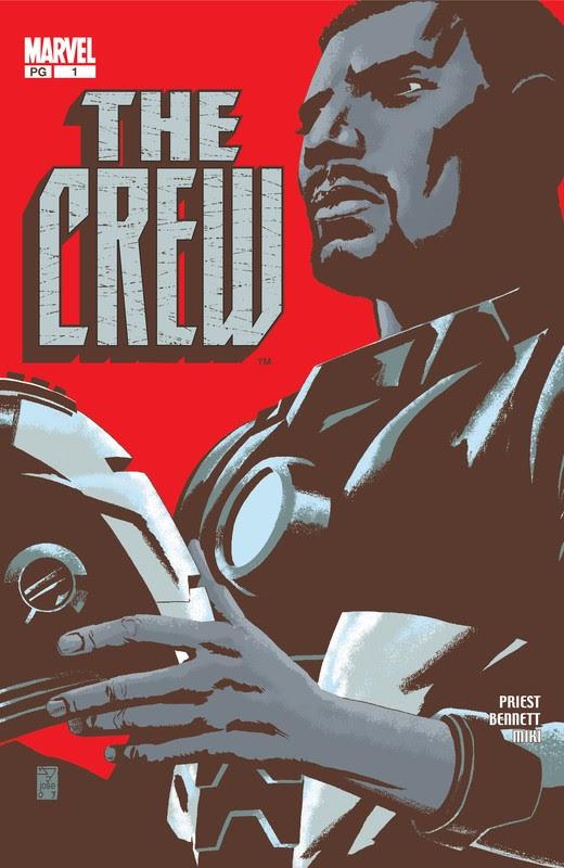 The Crew (2003) - complete