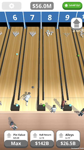 Bowling Alley - screenshot