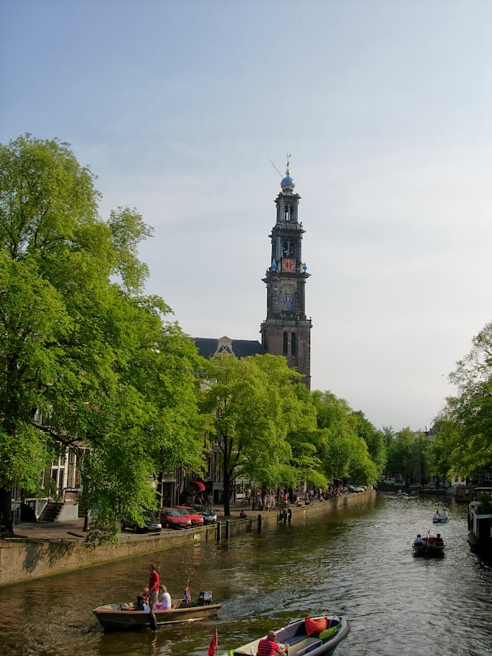 Westerkerk (Eglise de l'Ouest)