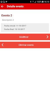 Bilbao Events- screenshot thumbnail