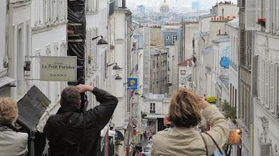 Photo: Top view is often different. Near Montmatre, Paris