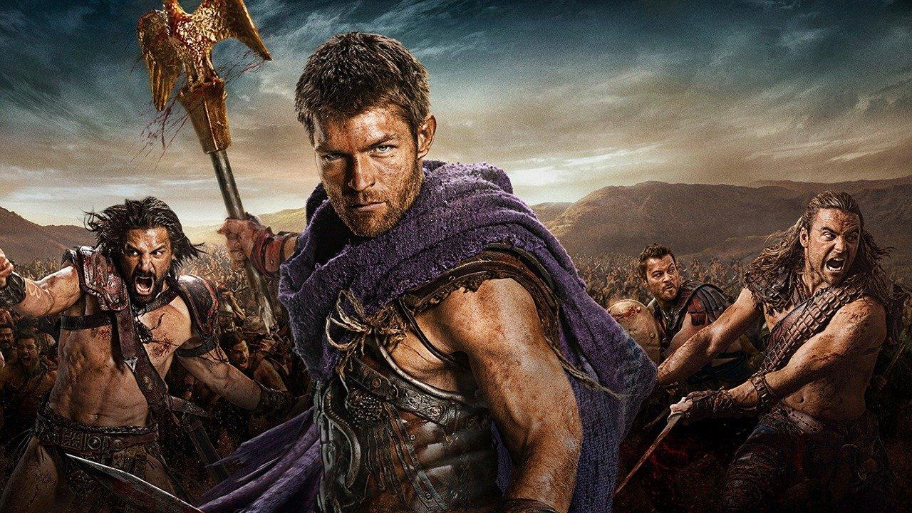 Watch Spartacus live*