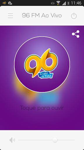 96 FM - A Rádio de Natal