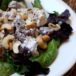 Cashew Chicken Salad Grapes Recipes.