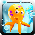 Octopus World: Underwater Challenges Game for kids file APK for Gaming PC/PS3/PS4 Smart TV