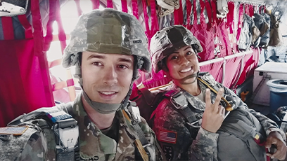 How Google supports military communities