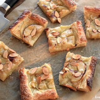 Apple Puff Pastry Tart