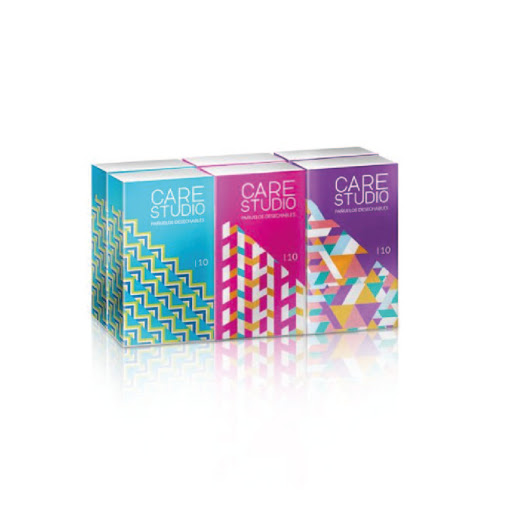 Papel Facial Care Studio 6 Paquetes 10Und
