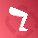 Runtastic Leg Trainer - Workouts & Exercises icon
