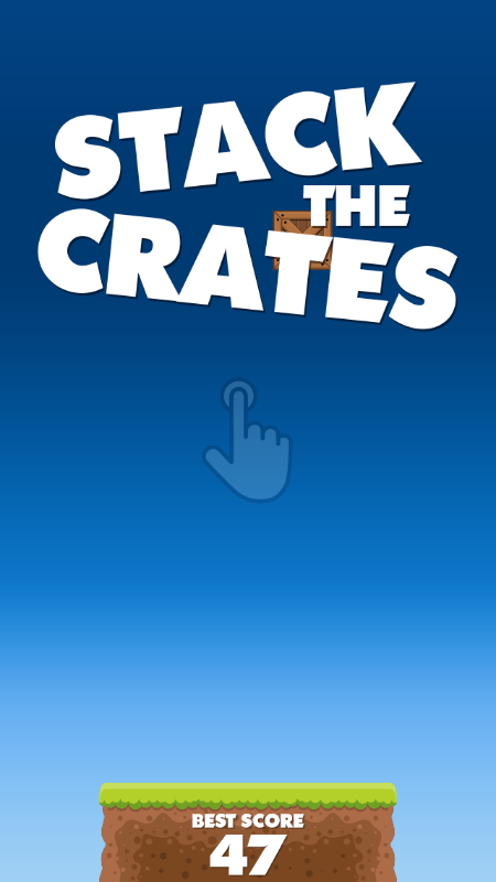 Stack the Crates- screenshot