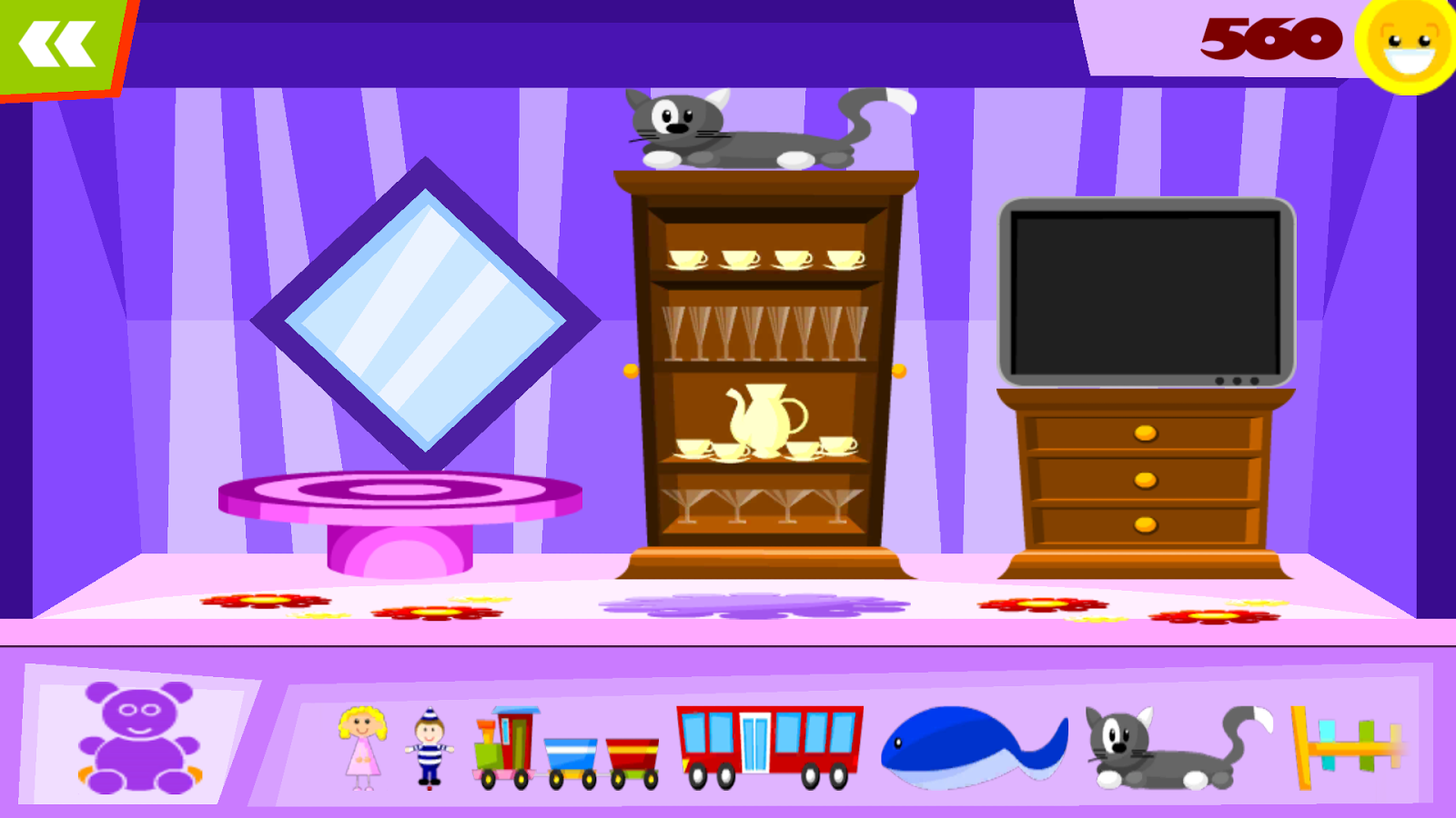 My doll house decorating games android apps on google play for 143dressup games decoration