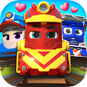Mighty Express - Play & Learn with Train Friends icon