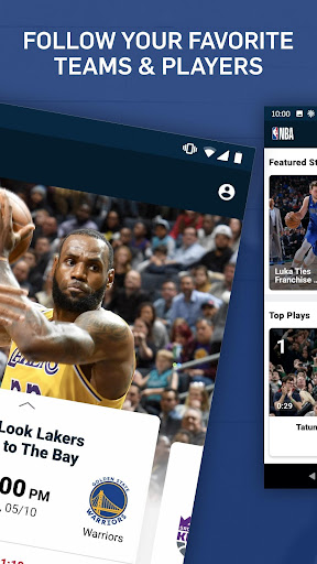 NBA: Live Games & Scores 10.0313 screenshots 2