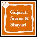 Gujarati Status and Shayari icon