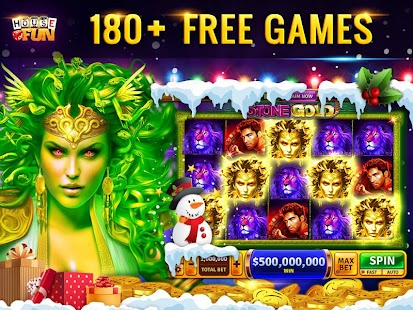 Free Slots Casino - Play House of Fun Slots- screenshot thumbnail