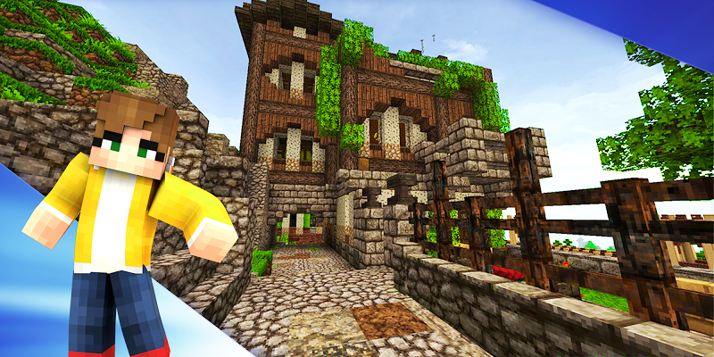 Maps for Minecraft PE - screenshot