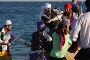 ¡Ojo al parche bucanero! Llega el VII Desembarco Pirata a San José
