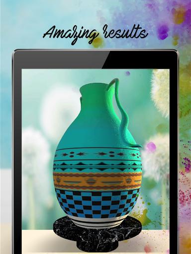 Pottery Simulator Games apktram screenshots 17