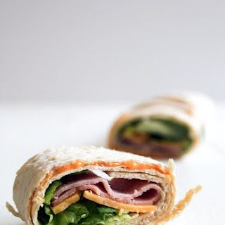 Ham and Cheese Rollups.